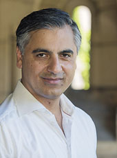 Payam Akhavan, human rights lawyer and McGill University law professor