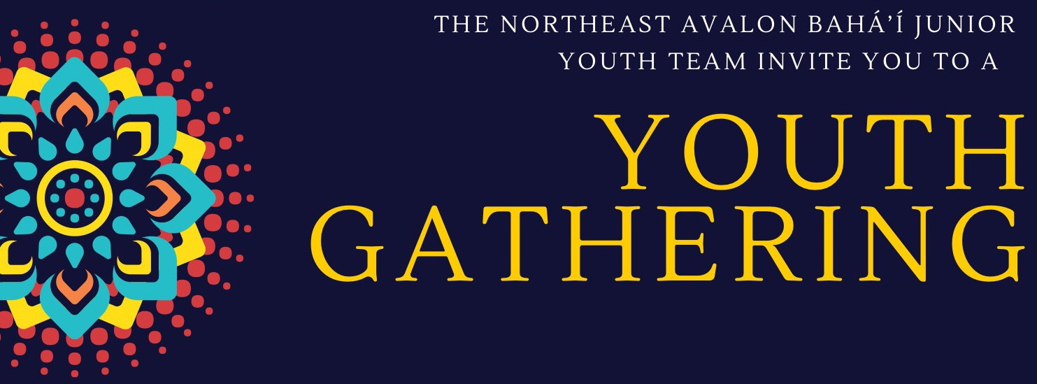 Youth gathering at Paul Reynolds Community Centre, Noon, Sunday, July 8